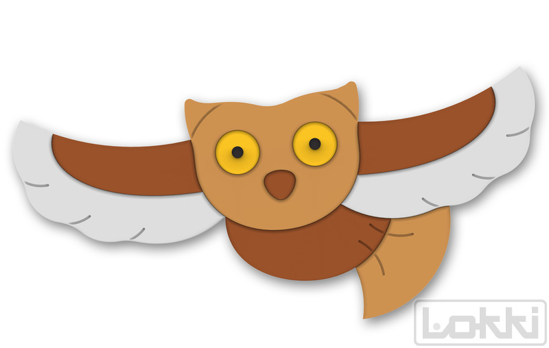 Owl Decoration Forest Decorations Products Lokki